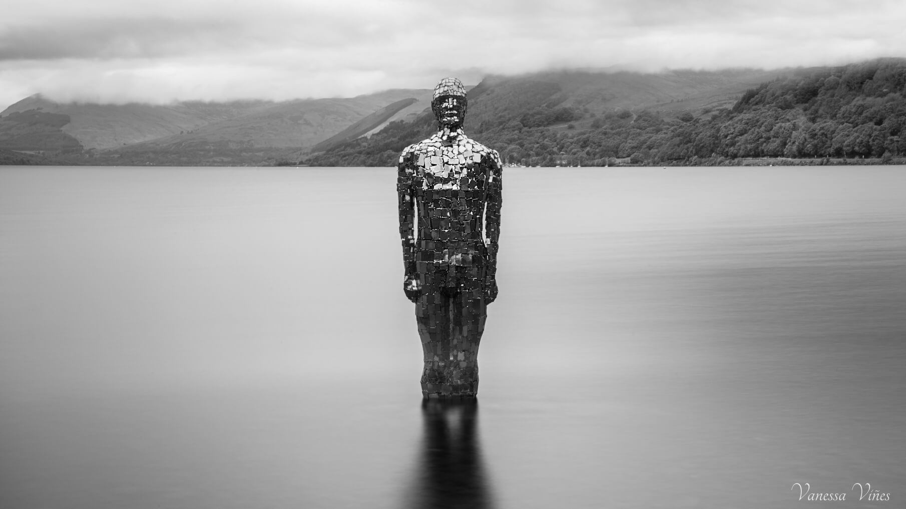 The man in the loch